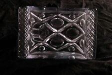 Vintage Cape Cod Clear Imperial Glass - Ohio.   Ash Tray. 4.5""
