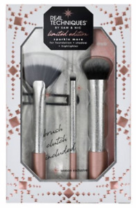 Real Techniques Limited Edition Sparkle More Gift Set 🎀