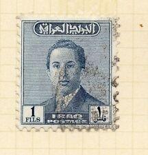 Iraq 1954 antiguo problema Fine Used 1 F. 166196