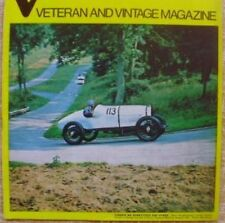 Veteran and Vintage Magazine/ Volume 17/ No. 12/ 1973/ Pioneer Publications/Aug.