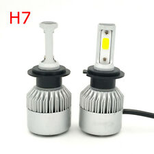 H7 2600W 390000LM LED Headlight Bulb Conversion Kit High Low Beam Fog Lamp 6000K