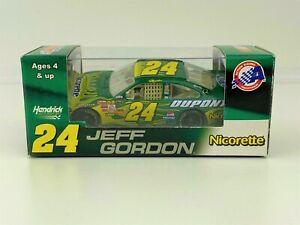 2008 Jeff Gordon #24 NICORETTE 1:64