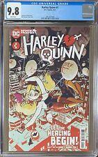 Harley Quinn #1 CGC 9.8