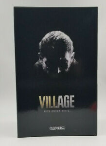 """Resident Evil 8 VIII Village Collector's Edition 12"""" Chris Redfield Statue ONLY"""