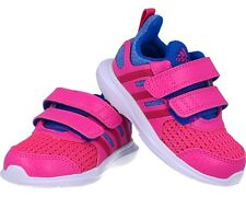 3404d6e331f5 adidas Hyperfast 2.0 CF I Girl s Adjustable Two Strap Breathable Trainers  UK 7.5 Infant