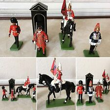Britain Collection The London Scene Britains Metal Toy Soldiers Horse Guard 1988