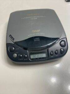 Optimus CD-3480 Portable Compact Disc Player Nineties 90s *tested*