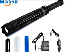 Powerful 4500LM LED Flashlight 18650 Battery CREE XM L2 Telescopic Self Defense