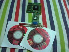 Tarjeta gráfica ATI Rage 128 - 32 MB + 2 CD's