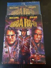Bubba Ho-Tep Bluray, 2016, Collectors Edition NEW w/slipcover see photos