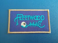 Fleetwood Mac Sew or Iron On Patch