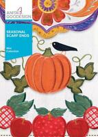 Seasonal Scarf Ends Anita Goodesign Embroidery Machine Design CD