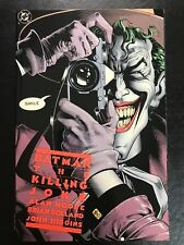 Batman The Killing Joke #1 DC 1988 Deluxe 6th Print Alan Moore VF/NM