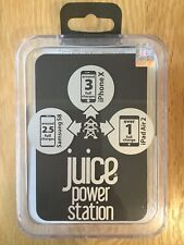 Juice Extra High Capacity Portable Battery Power Station Black - NEW