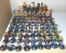 Heroclix Marvel Clobberin Time Complete Set  (1-96) includes All Uniques