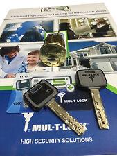 Mul-t-lock Rim Cylinder MT-5
