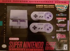 Nintendo Super Entertainment Handheld System SNES Classic Edition