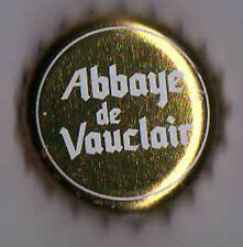 French Beer Bottle Top Crown Cap - Saint Omer Brewery-France- Abbaye De Vauclair