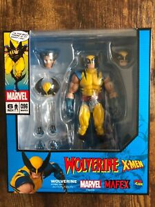 MAFEX - Wolverine X-Men 1/12 Scale Action Figure