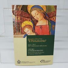 "SAN MARINO 2 EUROS 2013 CONM. ""PINTURICCHIO"""