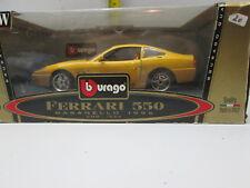 BURAGO 1.24   FERRARI 550 MARANELLO  1996