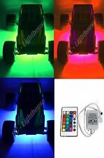 RGB Underbody LED Light Strips- Easy to install -3528 Light Strips 24 inch pc