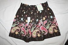NWT OLD NAVY GIRLS BROWN SKIRT~LARGE~LINED~GREAT FOR SCHOOL~VERY NICE~CHEAP!