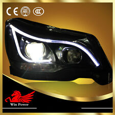 For 2013-2015 Subaru Forester Headlight with Angel Eye and Bi-xenon Projector