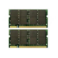 2GB 2 X 1GB Dell Latitude D800 Memory DDR SODIMM RAM