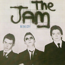 The Jam-in the City CD (1977) MOD-punk classique
