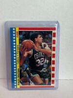 1987-88 Fleer Sticker # 5 Kevin McHale Boston Celtics NBA Basketball Card