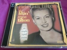 Rare Pop 2 CD : The Liltin' Miss Tilton ~ Martha Tilton ~ Capitol