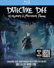 Detective Dee and the Mystery of the Phantom Flame [New Blu-ray] Widescreen