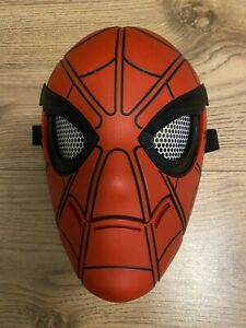 Spiderman Mask Moving Eyes & Mouth & Spiderman Children's Toy