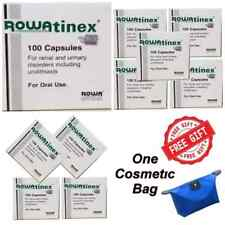 100 Capsules Rowatinex Renal Urinary Disorders Including Urolithiasis