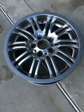 "BMW E39 525i 528i 530i 540i 17"" X 8"" E46 M3 Style Replica Rims Wheels"