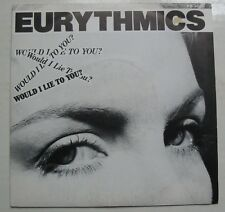 EURYTHMICS (SP 45T) WOULD I LIE TO YOU