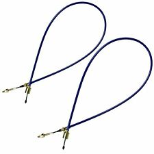 2 x Long Life Trailer Brake Cable for Alko Systems Detachable Outer Sheath 132