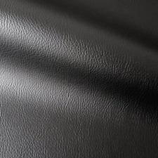 Stoff Meterware Kunstleder Nappa Skai schwarz Lederimitat Bezugsstoff Möbel