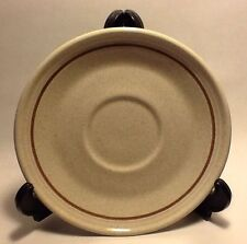 Stoneware Royal Doulton Pottery Cups & Saucers