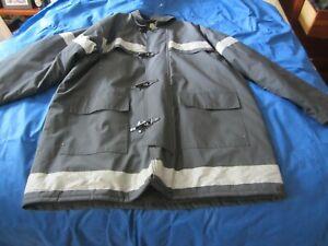 Waterproof 3/4 jacket, fireman style