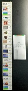 Ireland in 100 Objects Phase 4   ( Strip x 20 with receipt), Unused, Year 2021