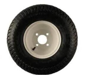 GENUINE OEM TORO PART # 120-5523 WHEEL AND TIRE ASSEMBLY 4 PLY FOR RIDING MOWERS