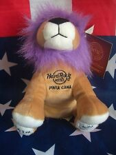 HRC Hard Rock Hotel Punta Cana Punk Lion 2010 LE Made by Herrington NWT