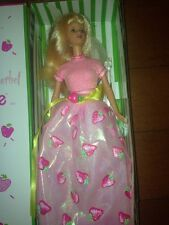 Barbie Strawberry Sorbet Special Edition In Box