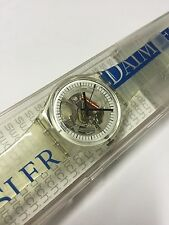 VINTAGE Swatch Daimler Chrysler Merge GZ157 Special New 1999