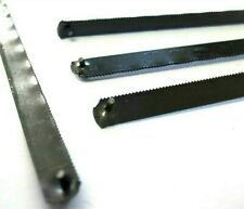 Junior hack saw blades. 32 Teeth per inch. Pack of 10. *Top Quality!