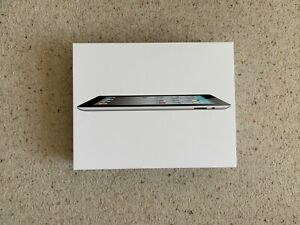 Apple iPad BOX ONLY, good condition, includes leaflets