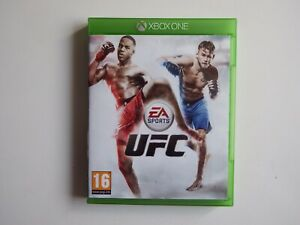 UFC on Xbox One in NEAR MINT Condition (Disc MINT)