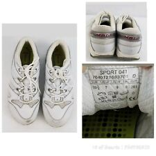 Ecco Mens MBT Size 7M Shoes Sneakers Tennis White Athletic Sport 041 Womens 9